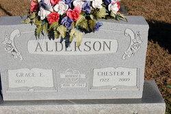 Chester F Alderson