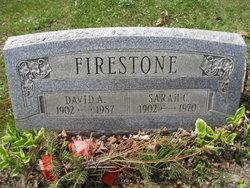 Sarah Catherine <i>Werner</i> Firestone