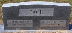 Horace Peyton Pace