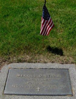 Merrill David Beham