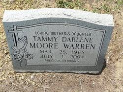 Tammy <i>Moore</i> Warren