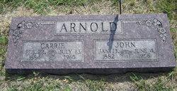 Carrie <i>Bender</i> Arnold
