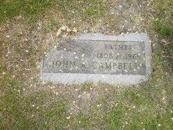 John A Campbell
