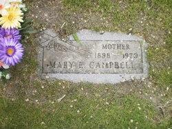 Mary E Campbell