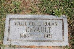 Lillie Belle <i>Rogan</i> DeVault