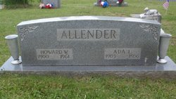 Ada Louise <i>Sheetz</i> Allender