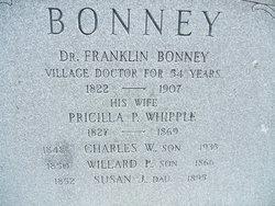 Willard Bonney