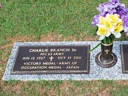 Charlie Branch, Sr