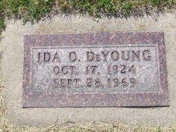 Ida Olive <i>Swenson</i> DeYoung