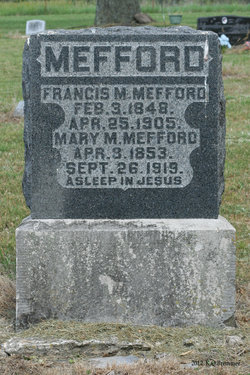 Francis Marion Mefford