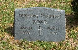 Eleanor <i>Chatman</i> Bond