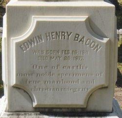 Edwin Henry Bacon