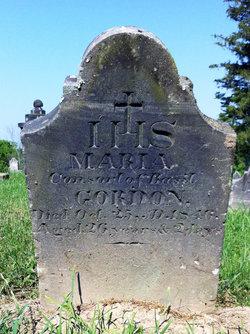 Maria <i>Riffle</i> Gordon