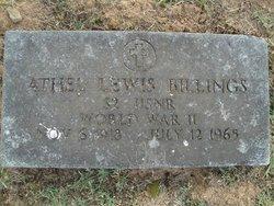Athel Lewis Billings