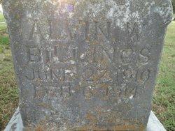 Alvin W Billings