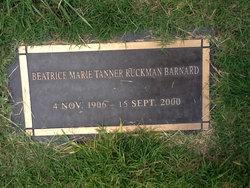 Beatrice Marie Barnard