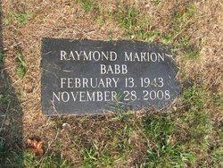 Raymond Marion Babb