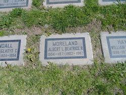 Albert Lee Al Moreland