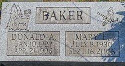 Donald Archie Baker