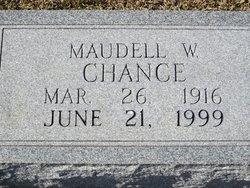 Maudell <i>Williamson</i> Chance