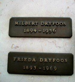 Milbert Dryfoos