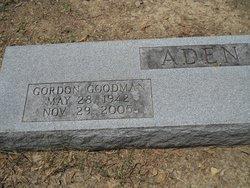 Gordon Goodman Aden