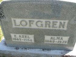 Alma Lofgren