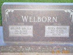 William Walter Welborn