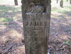 Infant Baby James