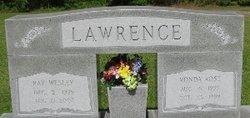 Ray Wesley Lawrence