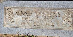 Minnie Lenora <i>Sessions</i> Starling