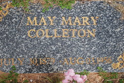 May Mary Colleton