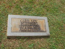 Cleo Loy Huffines