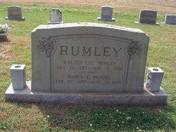 Walter Lee Rumley