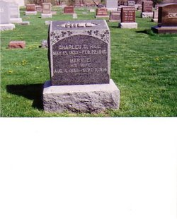 Mary E. <i>Bartholomew</i> Hill