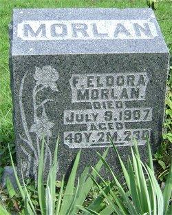 Frances Eldora Dora Morlan
