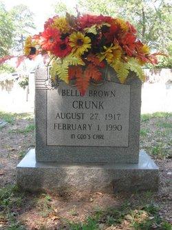 Belle <i>Brown</i> Crunk