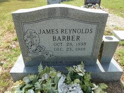 James Reynolds Barber
