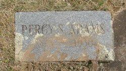 Percy S Adams