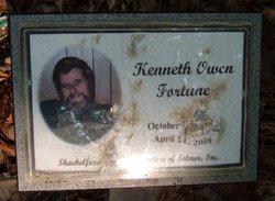 Kenneth Owen Popsicle Fortune