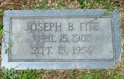Joseph B Fite