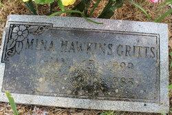 Mina <i>Hawkins</i> Gritts