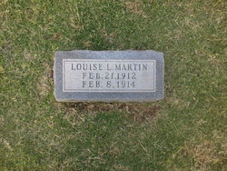 Louise L Martin