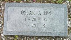 Oscar Allan