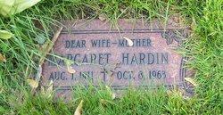 Margaret Hardin