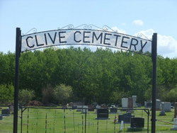 Clive Cemetery