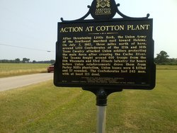 Cotton Plant Memorial Cemetery