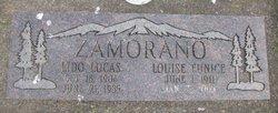 Louise Eunice <i>Menke</i> Zamorano