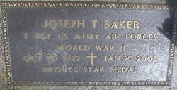 Joseph Thomas Baker