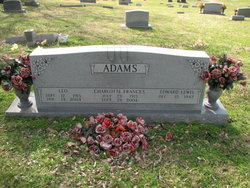 Edward Louis Adams
